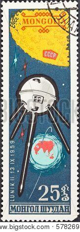 Automatic Interplanetary Station Luna 2