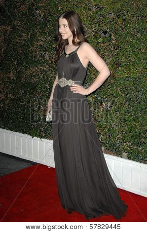 Michelle Trachtenberg   at the Grand Opening of SLS Hotel. SLS Hotel, Los Angeles, CA. 12-04-08