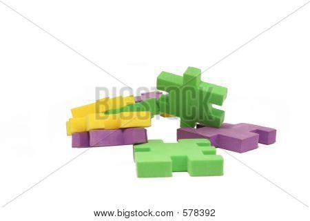 Mixed Jigsaw 3