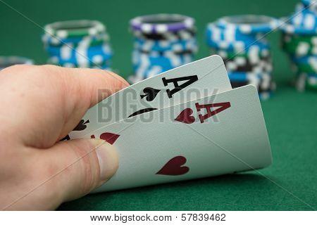 Pocket hand