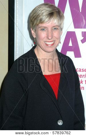 Wendy J. Greuel   at LA's Best Community Jam Against Violence and talent showcase. Kodak Theatre, Hollywood, CA. 12-14-08