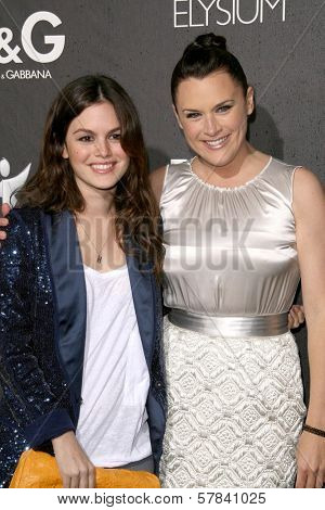 Rachel Bilson and Jennifer Howell   at the D and G Flagship Opening in Support of The Art of Elysium. D and G, Beverly Hills, CA. 12-15-08