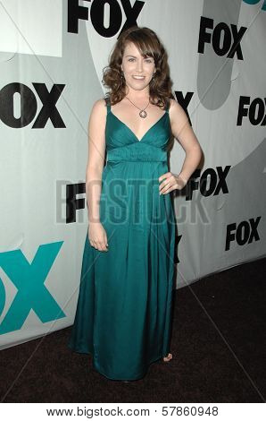 Crista Flanagan  at the FOX Winter All-Star Party. My House, Los Angeles, CA. 01-13-09