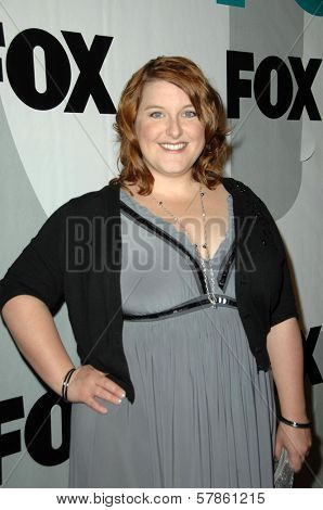 Lauren Pritchard  at the FOX Winter All-Star Party. My House, Los Angeles, CA. 01-13-09
