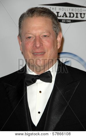 Al Gore at the 20th Annual Producers Guild Awards. Hollywood Palladium, Hollywood, CA. 01-24-09