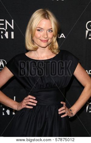 Jaime King at the Los Angeles Special Screening of 'Fanboys'. Clarity Screening Room, Beverly Hills, CA. 02-03-09