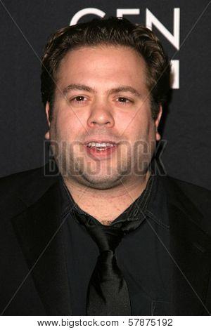 Dan Fogler at the Los Angeles Special Screening of 'Fanboys'. Clarity Screening Room, Beverly Hills, CA. 02-03-09