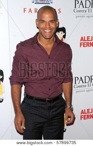 Amaury Nolasco at the 8th Annual Padres Contra El Cancer's 'El Sueno De Esperanza' Benefit Gala. Hollywood and Highland Grand Ballroom, Hollywood, CA. 10-07-08