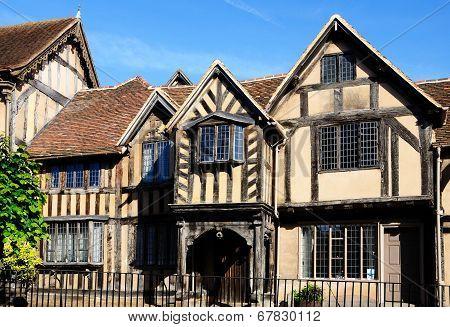 Lord Leycester Hospital, Warwick.