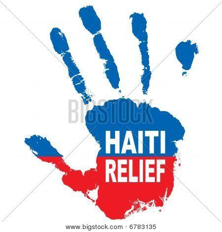 Haiti Hand