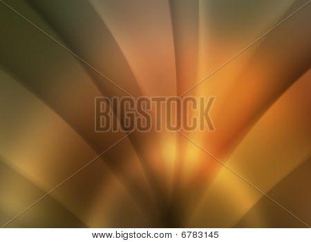 Abstract Composition Rising Sun