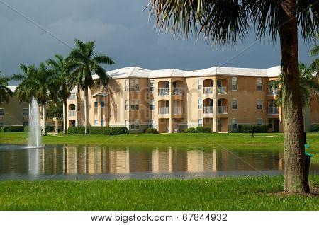 Generic Florida Apartment Complex