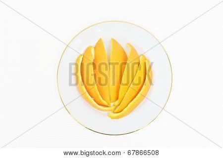Orange's Peels