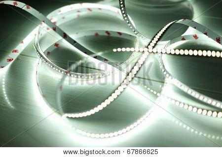 Led stripes light