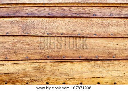 Wooden Boat Details