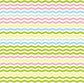 Chevron zig zag tile vector pattern or seamless green, pink, yellow and blue background. Print for website wallpaper or decoration poster