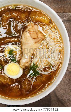 Fish Maw, Chinese Food.