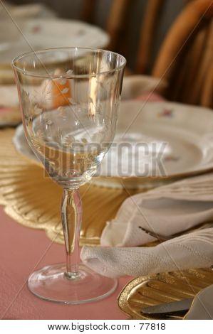 Elegant Stemware