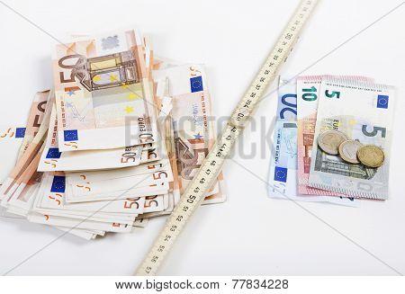 Money Folding Rule