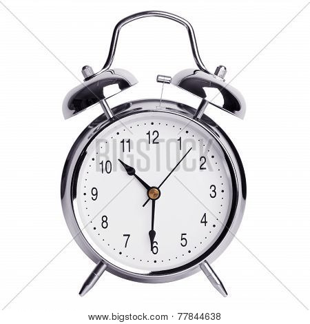 Half Of The Eleventh On An Alarm Clock