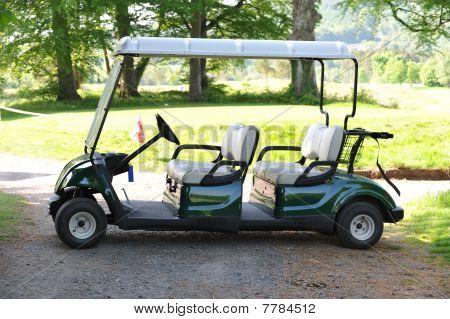 Double golf-cart