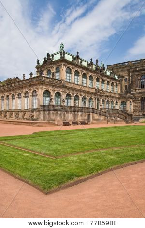 Zwinger Palace Museum Dresden