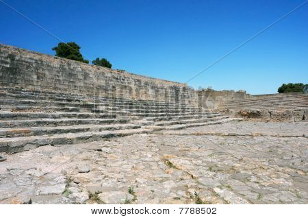 Ruins Of Phaestus