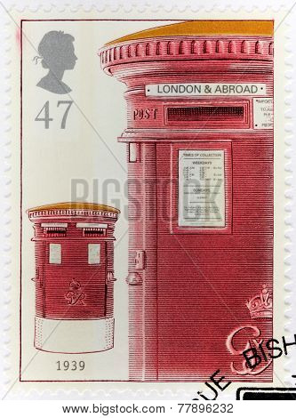 Letterbox Stamp