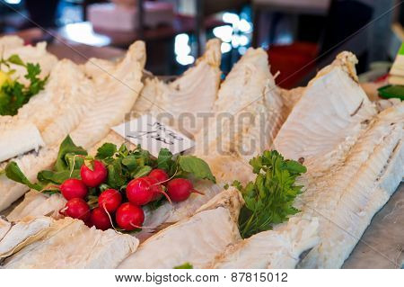 Radishes And On Stockfish
