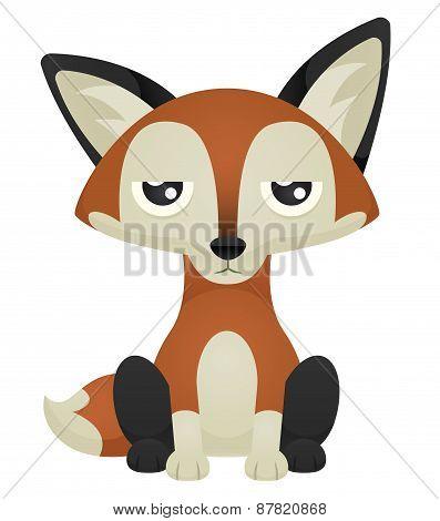 Unimpressed Fox