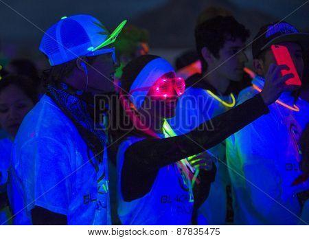 Las Vegas Blacklight Run