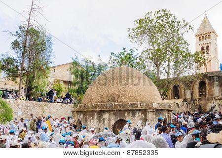 Orthodox Good Friday In Jerusalem