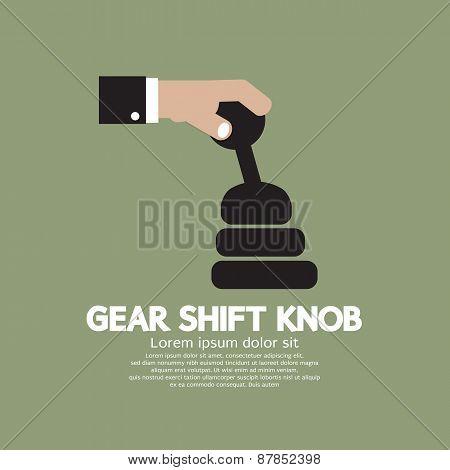 Gear Shift Knob.
