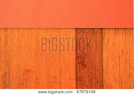 Abstract Rust Color with Timber Background 1