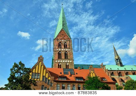 St. Peter's Church of Lübeck
