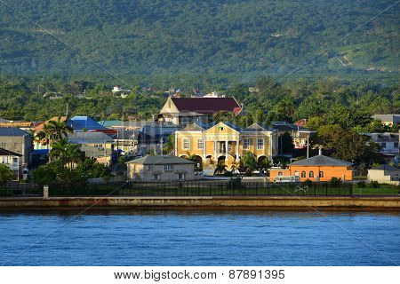 Falmouth CourtHouse, Jamaica