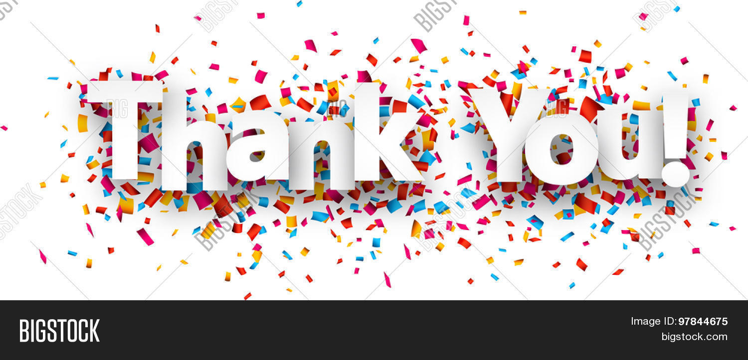 white thank you sign vector photo free trial bigstock