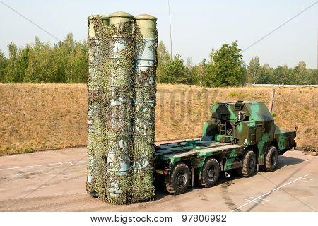 Air defense systems S-300