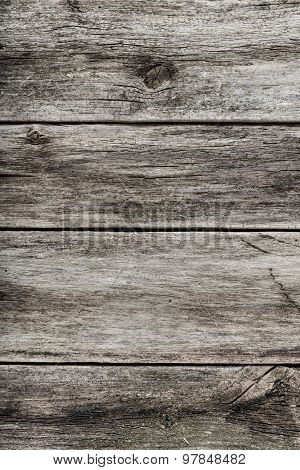 Wooden grey texture looking obsolete and ragged can be used as floor or table background poster