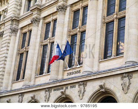 Sorbonne University In Paris France