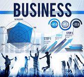 Business Company Corporate Enterprise Organisation Concept poster