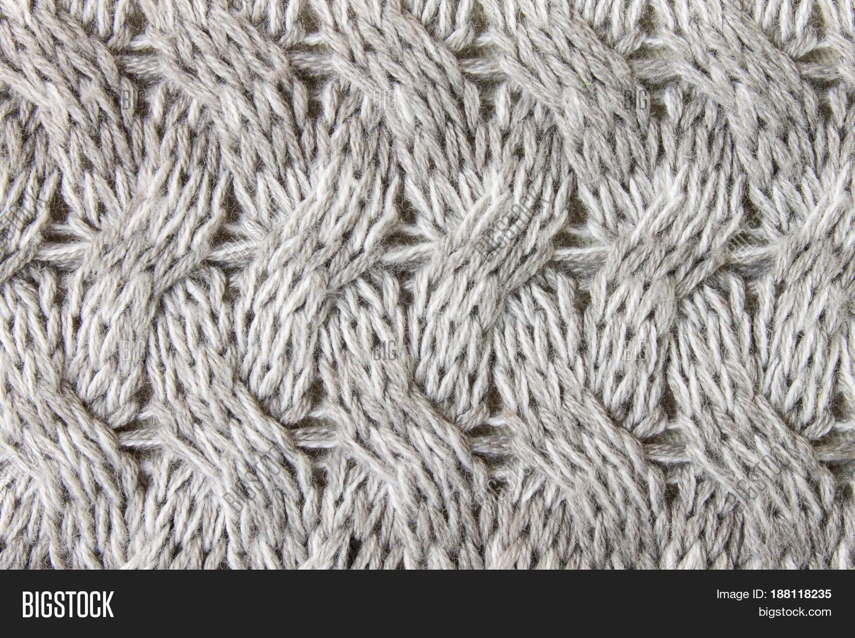 8155c0c49 Gray Knitting Fabric Image   Photo (Free Trial)