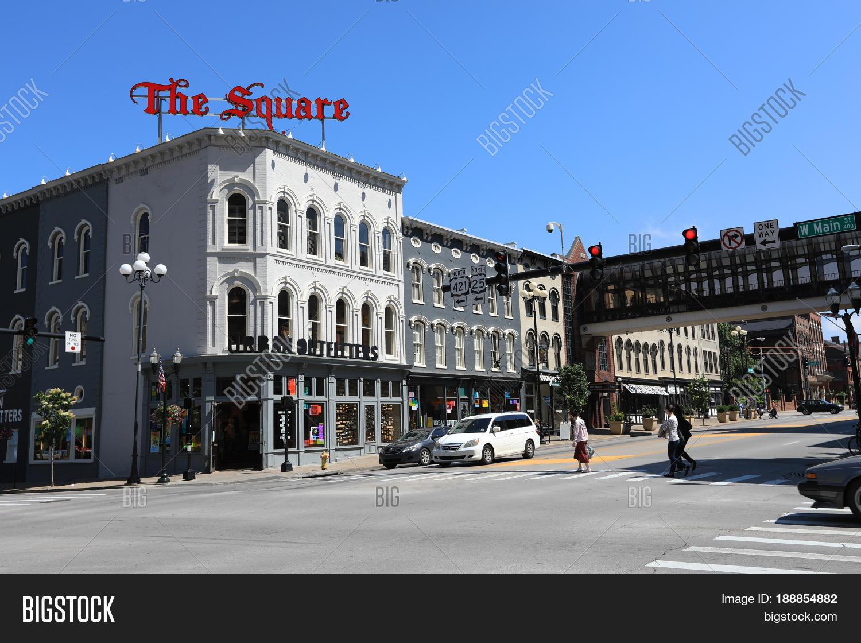 Lexington Kentucky Image Photo
