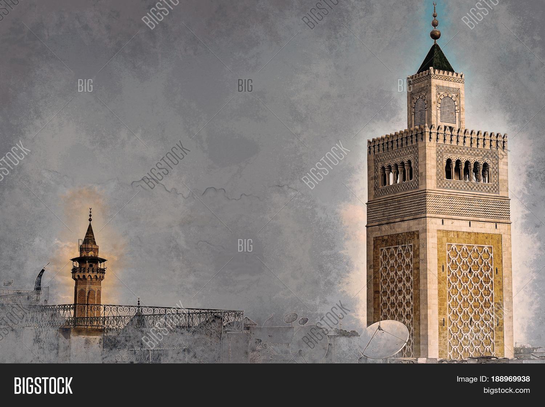 View Al Zaytuna Mosque Image Photo Free Trial Bigstock