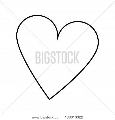 playing heart card suits. poker casino blackjack symbol vector illustration