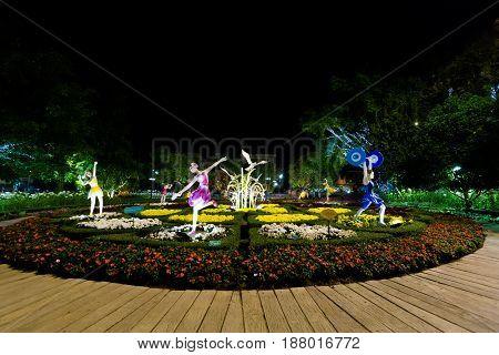Tung Garden In Chiang Rai