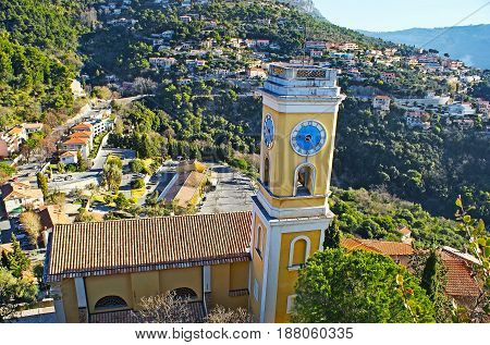 The Church Of Eze