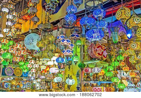 The Lighting Store Interior