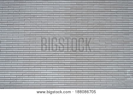 Background, Texture Brick Wall, Gray Color On The Whole Frame. Vertical Frame