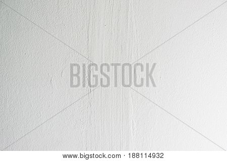 White Wall Texture With Paint Background